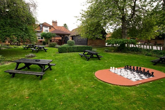 Bolton Arms - The Garden