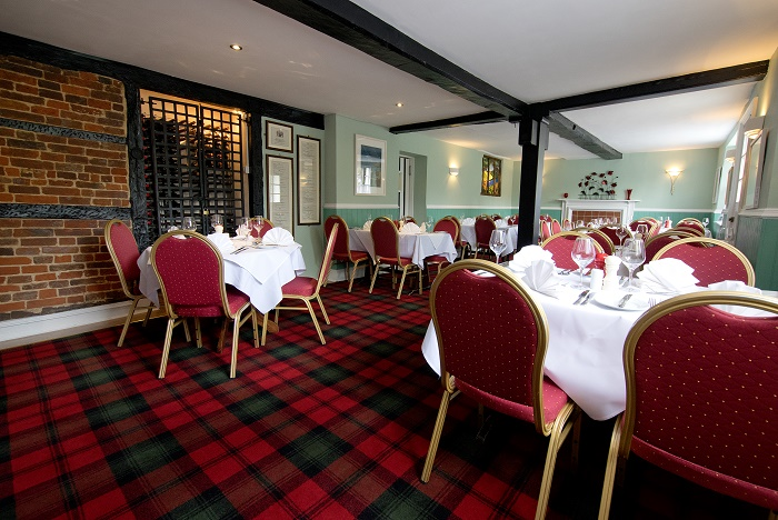 Bolton Arms - The Restaurant
