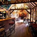 Bolton Arms - The Bar Area